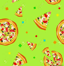 repeating pizza background. Exellent Background Repeating Pizza Background Intended T