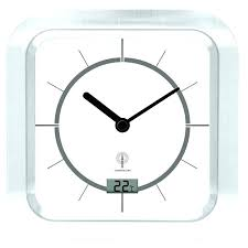 bed bath and beyond wall clocks decorative