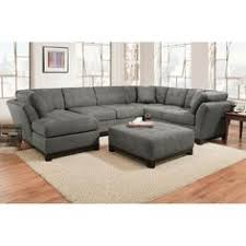 10 Best Charcoal sectional images | Living dining rooms, Charcoal ...