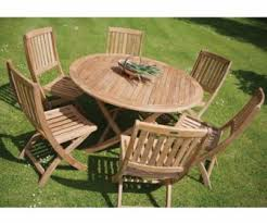 Round Outdoor Dining Table Teak Metal Wall Decor Page 10 Sets For