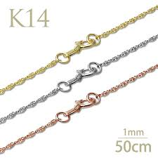 14 k white gold twist chain 1 mm wide hawaiian jewelry gold chain las mens gifts 05p30nov14