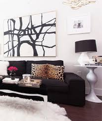 Best 25+ Black Couches Ideas On Pinterest | Black Couch Decor, Black Sofa  Decor And Black Sectional Photo Gallery