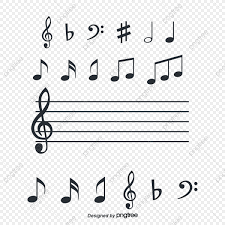 Stave Music Musical Note Symbol Stave Music Png Transparent Clipart
