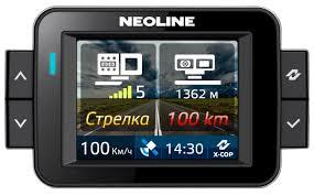 Гибридный <b>видеорегистратор NEOLINE X-COP 9000C</b> купить по ...