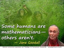 Jane Goodall Quotes Amazing Jane Goodall Quotes 48 Science Quotes Dictionary Of Science