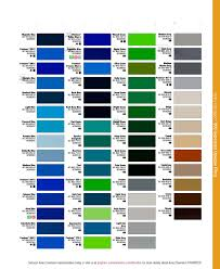 27 Disclosed Avery Vinyl Color Chart