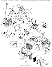 Tecumseh ohh50 68097d parts diagrams