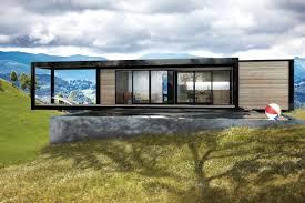 Modular Concrete Homes Prefab Homes Modern Modular Homes Small Homes Interior Design