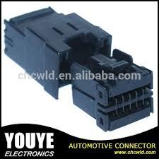 yy black pbt material pin male auto wiring harness yy 7121 1 2 11 black pbt material 12 pin male auto wiring harness electronic