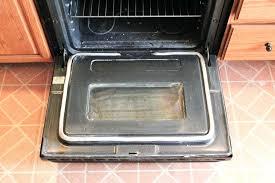 oven door glass how to clean your oven door glass when baking soda wont cut it oven door glass
