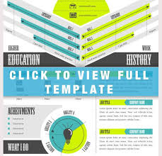 Infographic Resume Template Awesome 28 Infographic Resume Templates Free Sample Example Format