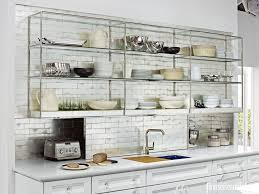 Small Picture Hate Open Shelving These 15 Kitchens Might Convince You Otherwise