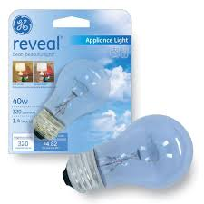 refrigerator light bulb. salient ge reveal incandescent a appliance light home depot refrigerator bulb b