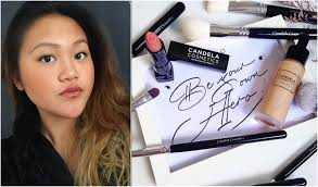 this singaporean your started her own cosmetics line at age 16 and it s now going global