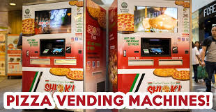 Vending Machine Restaurant Singapore New VendFest 48 Singapore's First Vending Machine Festival At