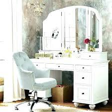 white desk vanity – drewwhite.info