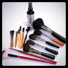 makeup brushes cleaner bundle