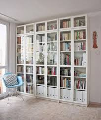 Bookcase Design Ideas Although The Floor To Ceiling Design Provide Considerable More Storage