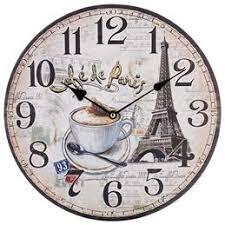 """Красивый <b>дом</b>: <b>Часы настенные</b> кварцевые """"Париж"""" - купить в ..."""