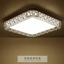 Mackejacke Vogelnest Deckenleuchte Led Wohnzimmer Lampe Moderne