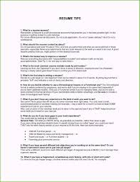 91 Resume Templates For One Job History Original Job Hopper
