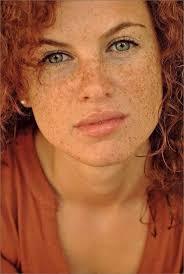 Naranja Krása Zrzavé Vlasy Nádherné ženy A Zrzky