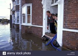 Image Bcierron Family In Flooded House Look Out Of Front Door Onto Flooded Street Upton Upon Severn Worcestershire England Dreamstimecom Family In Flooded House Look Out Of Front Door Onto Flooded Street