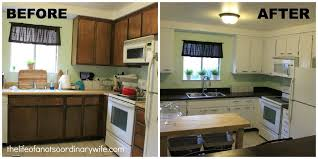 cheap kitchen remodel ideas. Diy Kitchen Remodel Life Not Ordinary Wife Cheap Ideas E
