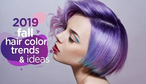 fall hair color trends ideas for a