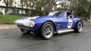 Classics revealed: Legendary Corvette Grand Sport remade - YouTube