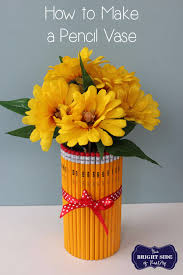 diy teacher gifts simple pencil vase and easy presents and diy gift ideas
