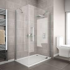 Rectangle Shower Enclosures at Victorian Plumbing UK