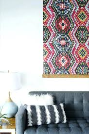popular wall arts fabric panel wall art how to make large fabric panel with diy