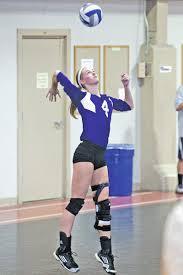 College Volleyball: Swearingen Fighting Through Adversity