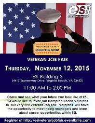 esi veteran job fair virginia employment commission veteran job fair invite updated jpg