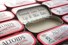 valentine s day gift ideas a diy lemon lip balm made in an altoid tin