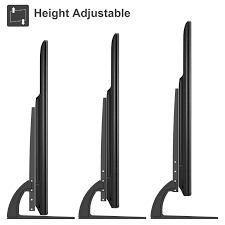vizio tv legs. hta327 universal table top tv stand legs for vizio 37\ tv