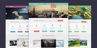 8 Best Free Responsive Psd Website Templates Digitaltemplatemarket
