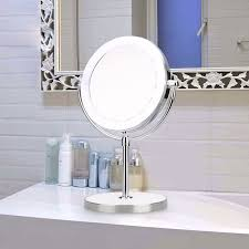 lighted makeup mirror wall mount battery operated elegant 23 best makeup mirror images on of