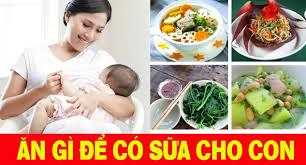 10 món ăn giúp nhiều sữa mà không tăng cân sau sinh ngon bổ dễ nấu