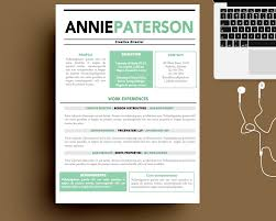 Cover Letter Creative Resume Template Download Free Creative