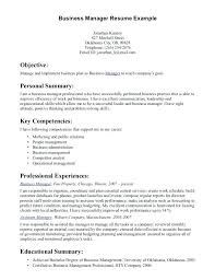 Business Resumes Fast Food Assistant Manager Resume Examples Sample Business Job 87