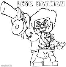 Small Picture Printable Lego Batman Coloring Pages High Quality Coloring Pages