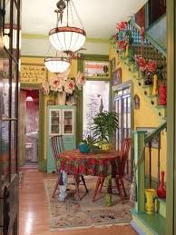 Retro Kitchen Design Pictures Beauteous Tia Elders' 4848squarefoot Home In The French Quarter Is Filled
