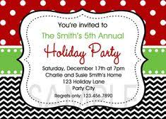 Free Christmas Party Invitation Templates Free Invitations Templates Free Free Christmas Invitation
