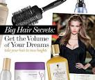 How to add volume to your hair 2017