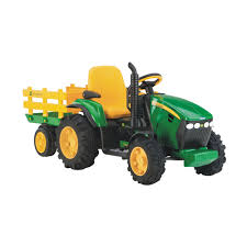 roll over image to zoom larger image peg perego john deere ground force tractor