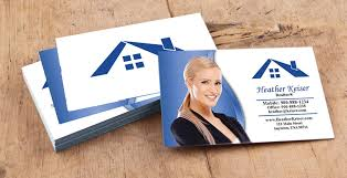 Real Estate Business Cards | Online Printing Service for Realtors