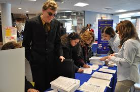 our largest government career fair ever is this thursday feb  come one and all to our largest government job and internship mini fair on thursday feb 5 from 10 am 1 30 pm in the olmsted lobby and gallery lounge