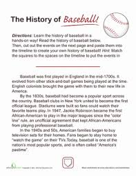 of baseball essay history of baseball essay